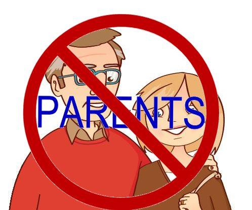 """""""Забранено"""" за родители или за доверието и тайната"""
