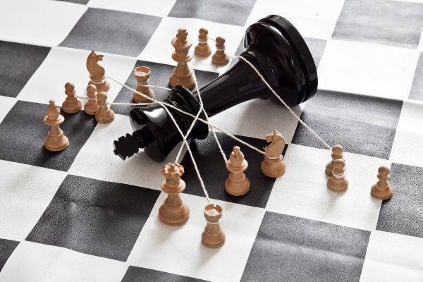 Шах и мат или малкия професор